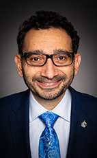 Photo - Hon. Omar Alghabra - Click to open the Member of Parliament profile