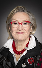 Photo - Hon. Carolyn Bennett - Click to open the Member of Parliament profile