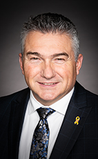 Photo - James Bezan - Click to open the Member of Parliament profile