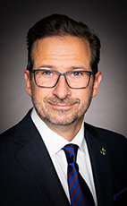 Photo - Yves-François Blanchet - Click to open the Member of Parliament profile