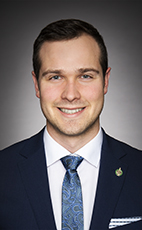 Photo - Maxime Blanchette-Joncas - Click to open the Member of Parliament profile