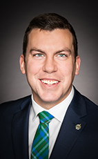 Photo - Kody Blois - Click to open the Member of Parliament profile