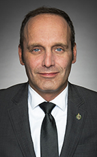 Photo - Michel Boudrias - Click to open the Member of Parliament profile