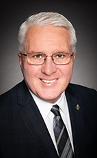 Photo - John Brassard - Click to open the Member of Parliament profile
