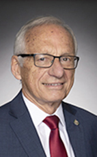 Photo - Bob Bratina - Click to open the Member of Parliament profile