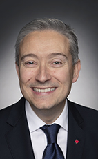 Photo - Hon. François-Philippe Champagne - Click to open the Member of Parliament profile