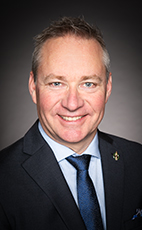 Photo - Martin Champoux - Click to open the Member of Parliament profile