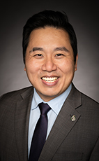 Photo - Shaun Chen - Click to open the Member of Parliament profile