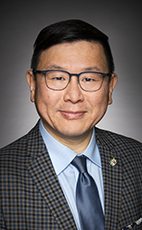 Photo - Kenny Chiu - Click to open the Member of Parliament profile