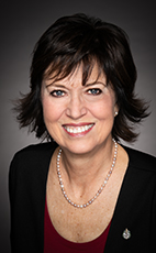 Photo - Pam Damoff - Click to open the Member of Parliament profile