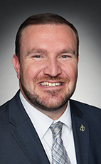 Photo - Eric Duncan - Click to open the Member of Parliament profile