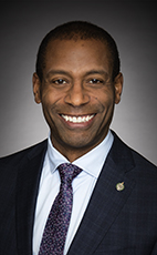 Photo - Greg Fergus - Click to open the Member of Parliament profile