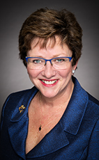 Photo - Hon. Diane Finley - Click to open the Member of Parliament profile