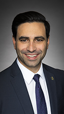 View Peter Fragiskatos Profile