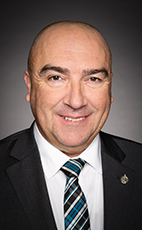 Photo - Bernard Généreux - Click to open the Member of Parliament profile