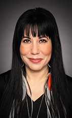 Photo - Leah Gazan - Click to open the Member of Parliament profile
