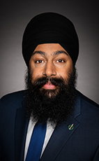 Photo - Jasraj Singh Hallan - Click to open the Member of Parliament profile