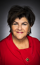 Photo - Gudie Hutchings - Click to open the Member of Parliament profile