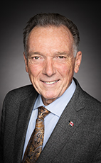 Photo - Hon. Peter Kent - Click to open the Member of Parliament profile