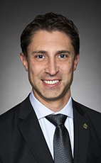 Photo - Michael Kram - Click to open the Member of Parliament profile