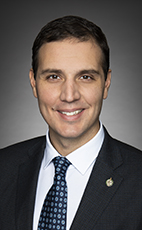 Photo - Damien C. Kurek - Click to open the Member of Parliament profile