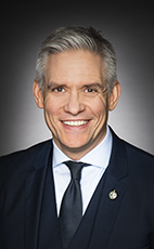 Photo - Hon. Mike Lake - Click to open the Member of Parliament profile
