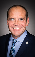 Photo - Chris Lewis - Click to open the Member of Parliament profile