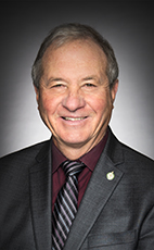 Photo - Ron Liepert - Click to open the Member of Parliament profile