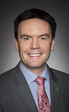 Photo - Alistair MacGregor - Click to open the Member of Parliament profile