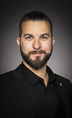 Photo - Simon Marcil - Click to open the Member of Parliament profile