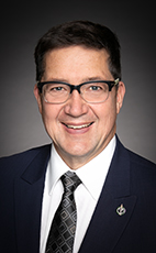 Photo - Dan Mazier - Click to open the Member of Parliament profile