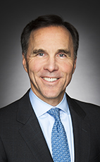 Photo - Hon. Bill Morneau - Click to open the Member of Parliament profile