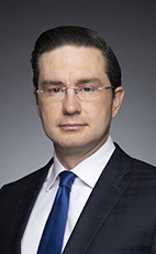Photo - Hon. Pierre Poilievre - Click to open the Member of Parliament profile