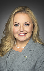 Photo - Lianne Rood - Click to open the Member of Parliament profile