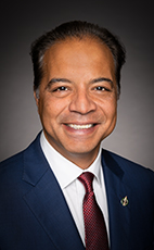 Photo - Raj Saini - Click to open the Member of Parliament profile