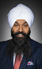 Photo - Randeep Sarai - Click to open the Member of Parliament profile