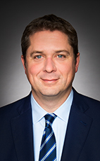 Photo - Hon. Andrew Scheer - Click to open the Member of Parliament profile