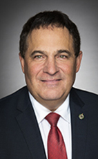 Photo - Marc G. Serré - Click to open the Member of Parliament profile