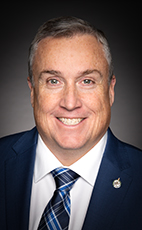 Photo - Doug Shipley - Click to open the Member of Parliament profile