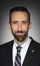 Photo - Derek Sloan - Click to open the Member of Parliament profile