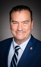 Photo - Alain Therrien - Click to open the Member of Parliament profile