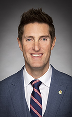 Photo - Ryan Turnbull - Click to open the Member of Parliament profile