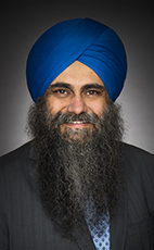 Photo - Hon. Tim Uppal - Click to open the Member of Parliament profile