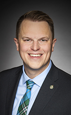 Photo - Brad Vis - Click to open the Member of Parliament profile