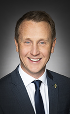 Photo - Chris Warkentin - Click to open the Member of Parliament profile