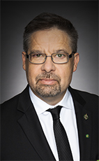 Photo - David Yurdiga - Click to open the Member of Parliament profile
