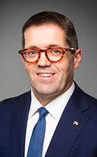 Photo - Bob Zimmer - Click to open the Member of Parliament profile