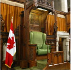 Photo - The Speaker's Chair