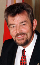 Photo - Cliff Breitkreuz - Click to open the Member of Parliament profile