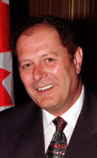 Photo - Bill Gilmour - Click to open the Member of Parliament profile